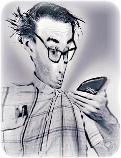 गजाली - बरक्याचो मोबाईल फोन