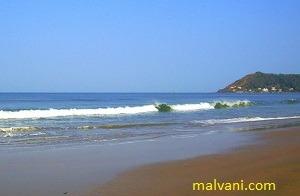 Sagareshwar Beach, Vengurls