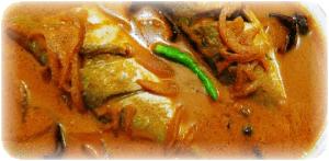 bangda masala - fish tikha