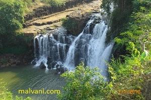 Waterfall, Napne