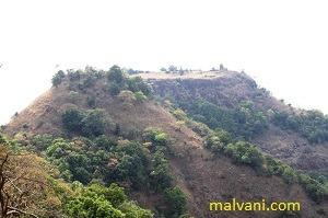 Shivgad Fort, Ghonsari