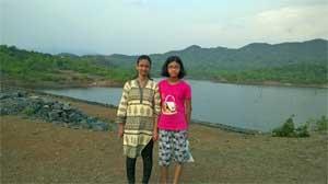 nearest dam